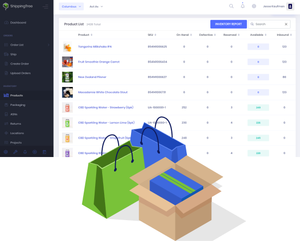 ecommerce order fulfillment software