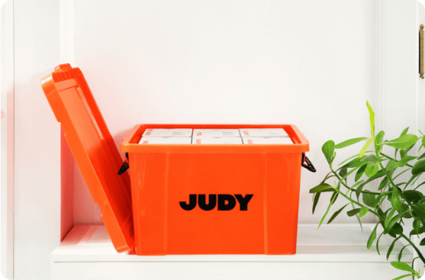 Bundled red box
